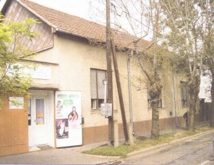 Belvárosi családi ház